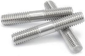 stainless steel double head screws
